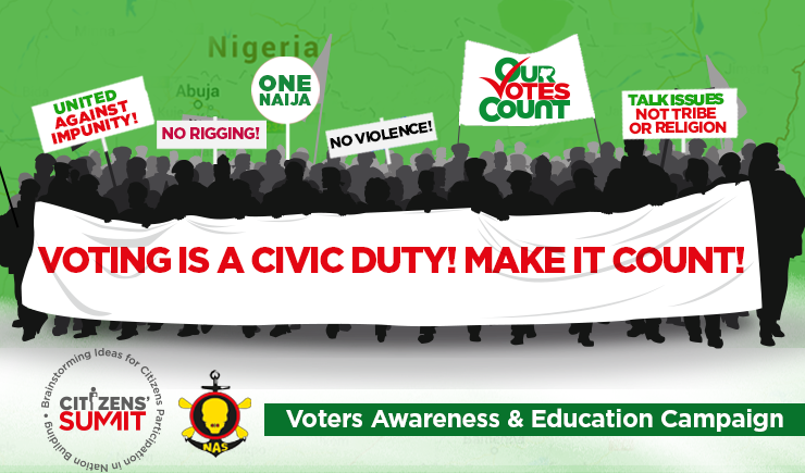 reflection on conducting community service on voters education Under the higher education act, universities are already mandated to inform students about registering to vote but this year marked the beginning of a more concerted effort to increase voter.